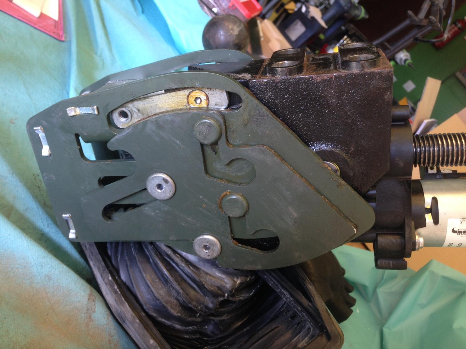 Elektrisk dragkrok bmw e61
